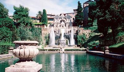 Villa, d'Este, Tivoli