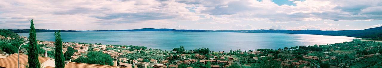 Lago di Bacciano Panorama