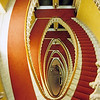 Hotel in Genoa...Staircase