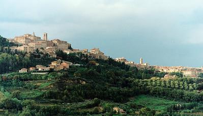 Montepulchiano , Tuscany