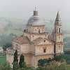 "Tuscany San Gimignano ""The white church"""
