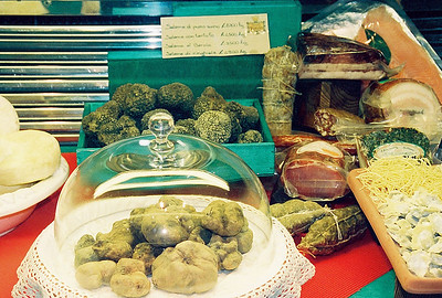 Truffles in Alba