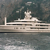 Positano;yacht montkai; Owned by Prince Muhammed bin Fahd, governor of Saudi Arabia's Eastern Province, 256 ft