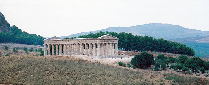 Greek Temple, Segesta