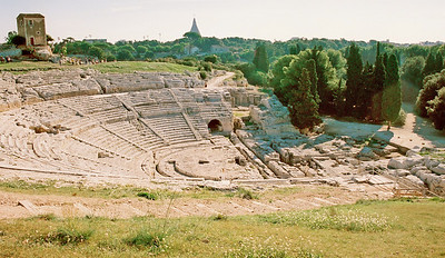 Syracuse Greco Roman theater