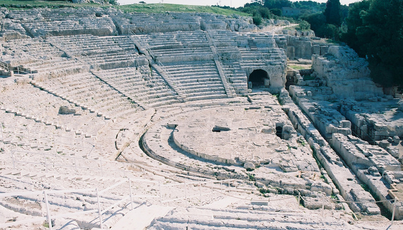 Syracuse Greco Roman theater