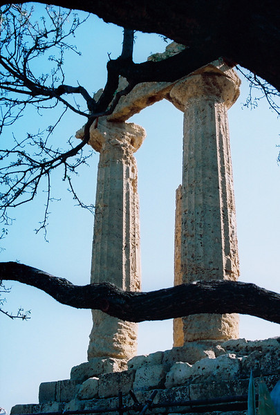 Agrigento Valley of the Temples.