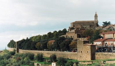 Montriggione Tuscany