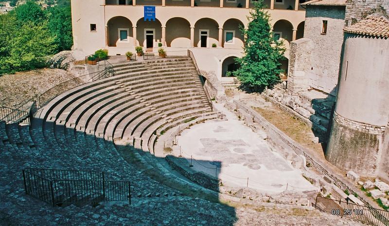 Cortona Theater
