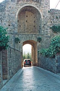 Tuscany;Civita di Banjo Reggio