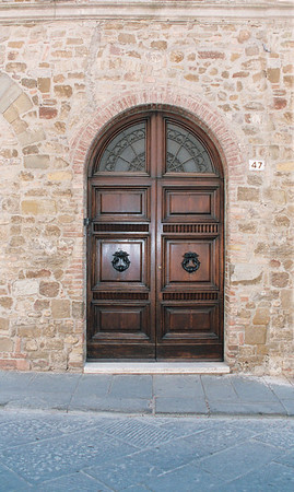 Door-in Tuscany
