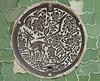 Nara - Manhole.