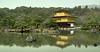 Kyoto - Kinkakuji Temple (Golden Pavilion)