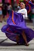 Costa Maya dancer