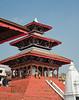 Kathmandu - Durbar Square - Maju Dega