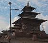 Kathmandu - Durbar Square - Taleju Temple.