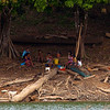 Inside Panama  On the way to visit the Embera