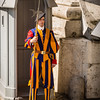 Swiss Guard at the Vatican