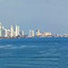 Cartagena, Columbia;Harbor;The new city is called Boca Grande or Big Mouth