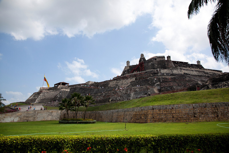 Cartagena, Columbia, Old city