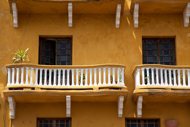 Cartagena, Columbia, Old city