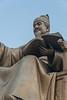 Seoul - Statue of King Sejong at Gwanghwamun Square.