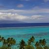 PAN OF TAHITI FROM  Mooera French Polynesia