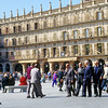 'Plaza Mayor' in Salamanca