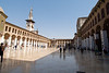 Damascus - Umayyad Mosque (Grand Mosque of Damascus).