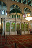 Damascus - St. John the Baptist Shrine inside Umayyad Mosque.
