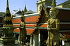 Bangkok - Grand Palace<br /> Wat Phra Kaeo Entrance