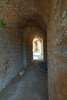 Carthage - Antonine Baths.  The wheel barrow is not from the bath era.