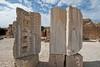 Carthage - Intricate stonework on display.
