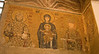 Istanbul - Haghia Sophia - Mosaic of Virgin Mary with Emperor John II Comnenus & Empress Irene.