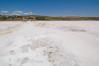 Tuz Golu - Salt Flats.