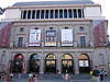 The Teatro Real--where I will soon go to the opera