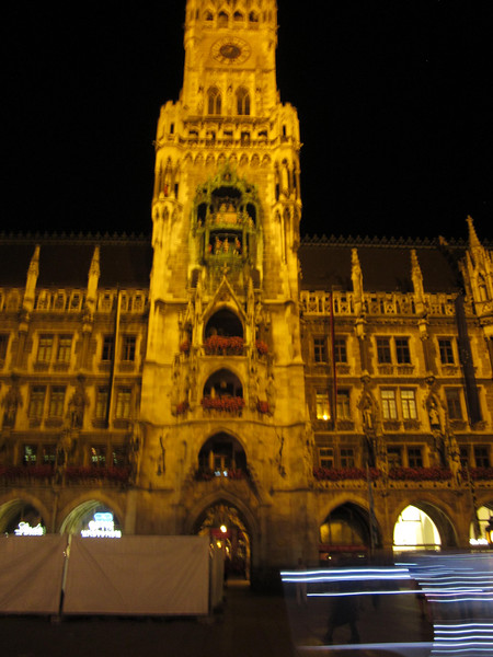 The Rathaus (city hall)