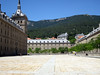 "My excursion via ""cercanía"" train from Madrid to El Escorial, the massive monastery/palace built in 16th century by Philip II."