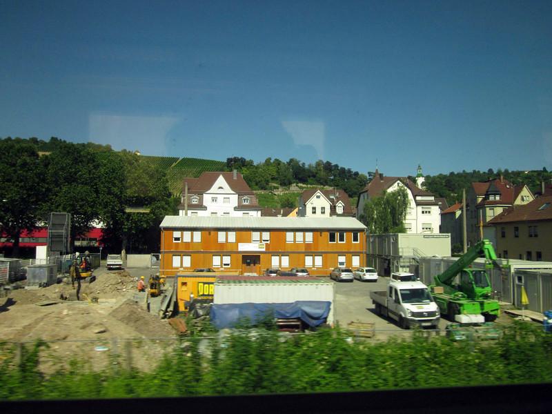Countryside near Stuttgart