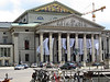 Morning visit to the Bayerische Staats Oper -- Munich's Opera House-to see if I can get a ticket for tonight--none then available.