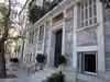 Embassy row -- beautiful houses just below Acropolis