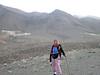 Vicky on the hilltop