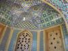 Shiraz's big mosque and shrine-Aramghah e--Sha