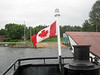 On the way to Lunenburg - ferry across the La Have River