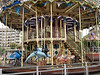 The charming carousel near the beach is still there.