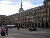 The impressive Plaza Mayor