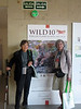 Heather Anderson and I at WILD10 sign