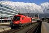 Innsbruck Taurus.