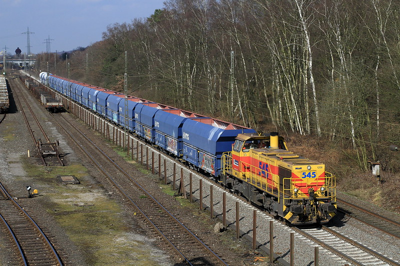 The Blue Train.