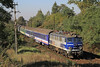 EU07-040,Heads an Empty Stock Train? Through Rudawa on Friday,4th Oct 2013.